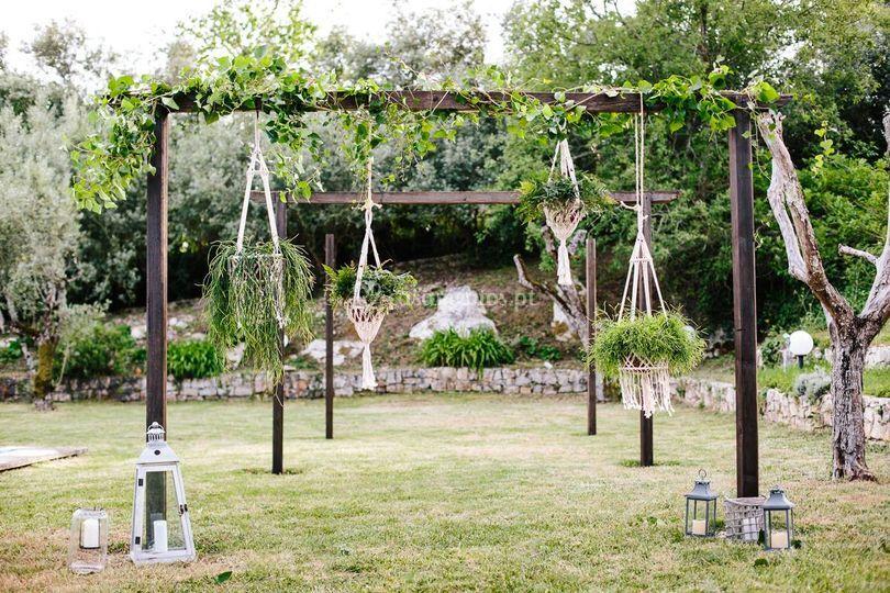 Quinta de Castros_jardim