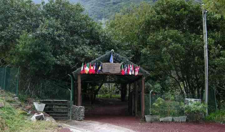 Portão principal