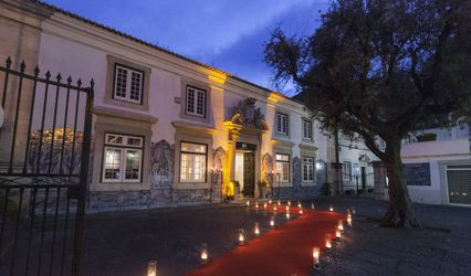 Palácio da Rocha do Conde d'Óbidos - Cruz Vermelha Portuguesa