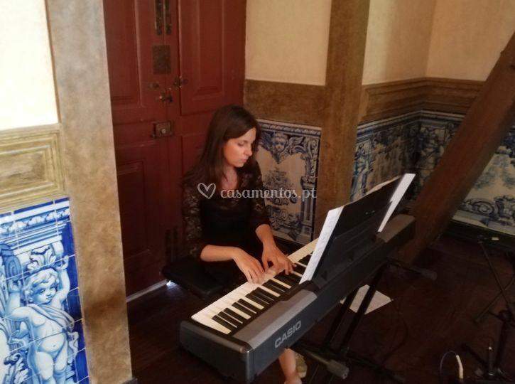 Cerimónia piano solo