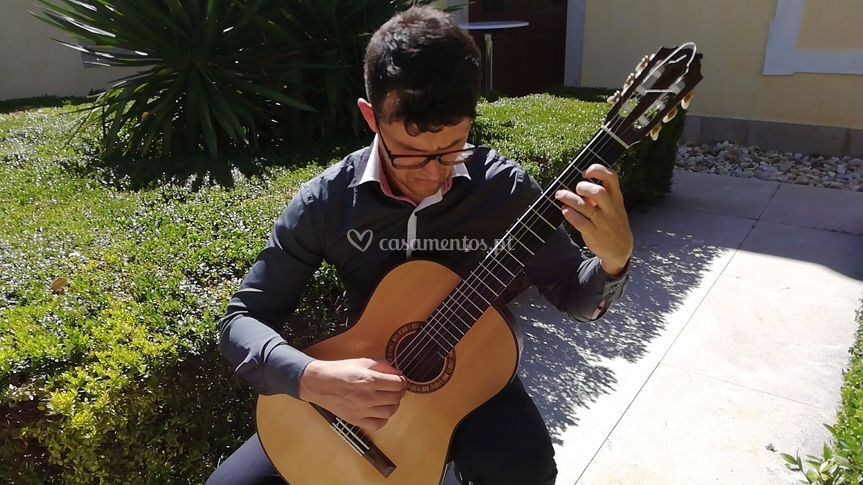 Guitarra cocktail