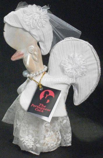 Galo noiva