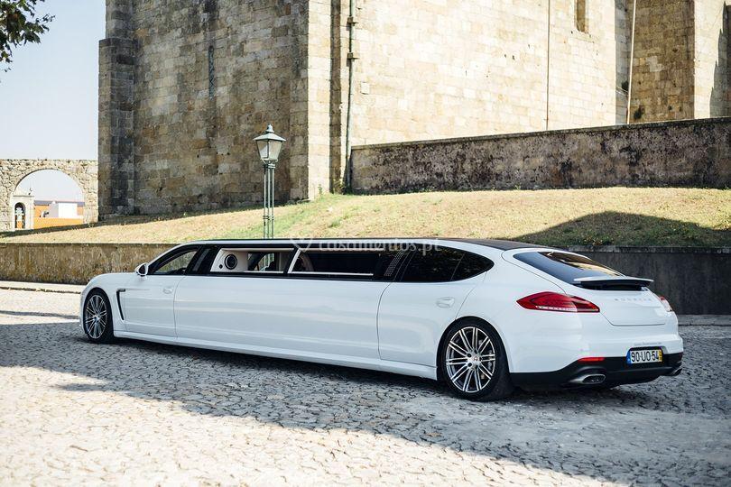 Panamera limousine