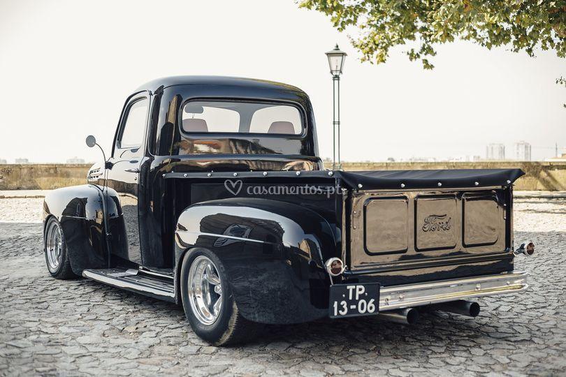Ford f1 clássico 1951