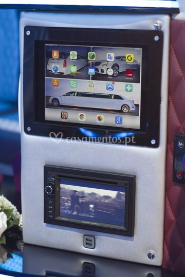 Multimédia ipad e wifi