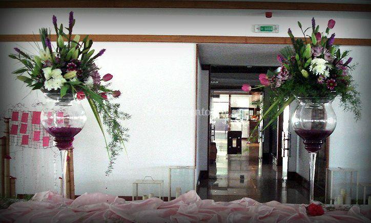 Quadro decorativo centro