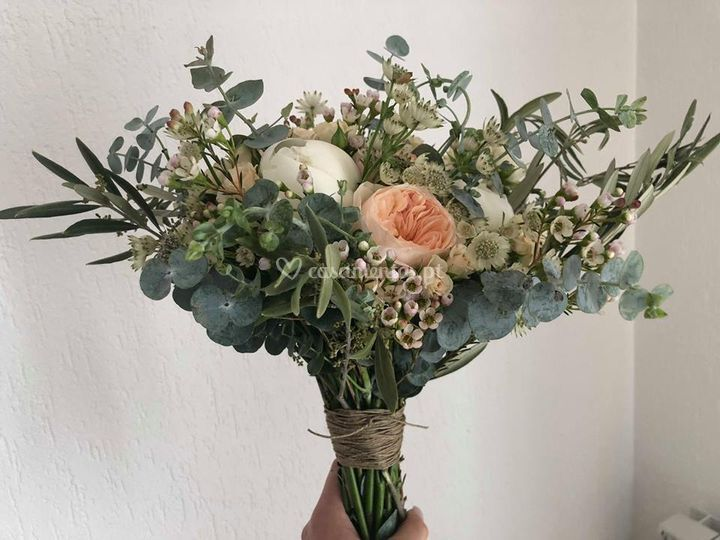 Bouquet das solteiras