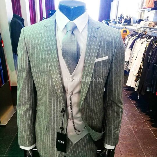 Conjunto hugo boss