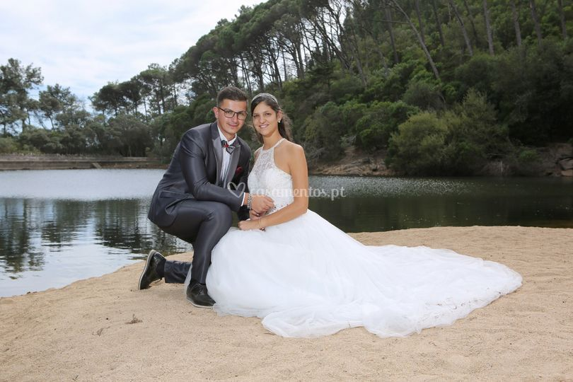 Casamento de Miguel e Liliana