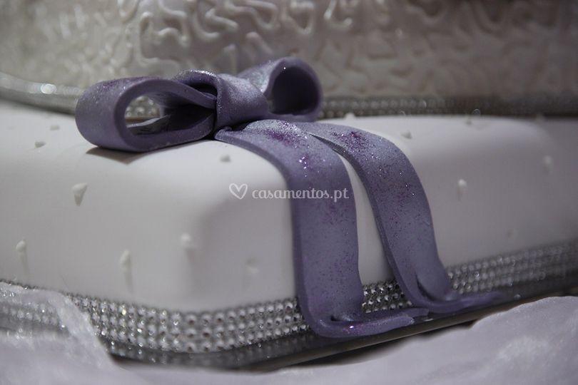 Pormenor de bolo