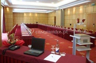 Vista Salas de Reunião