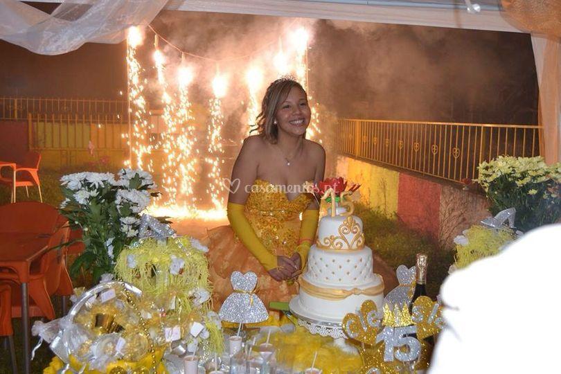 Festa de debutante