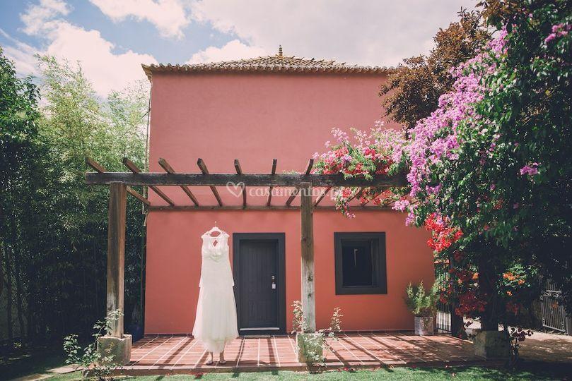 Casa dos noivos