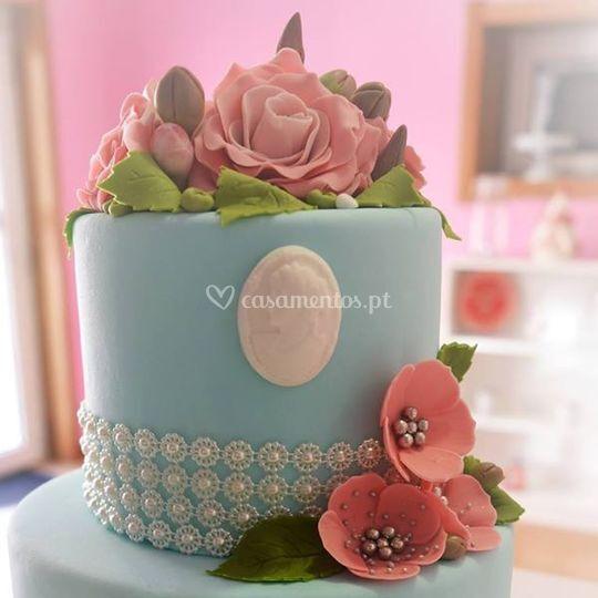 Modelagem floral