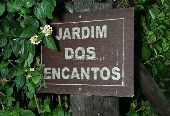 Jardim dos encantos