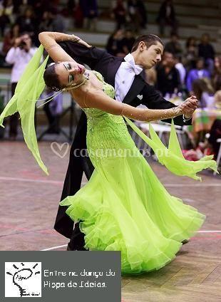 Danças variadas