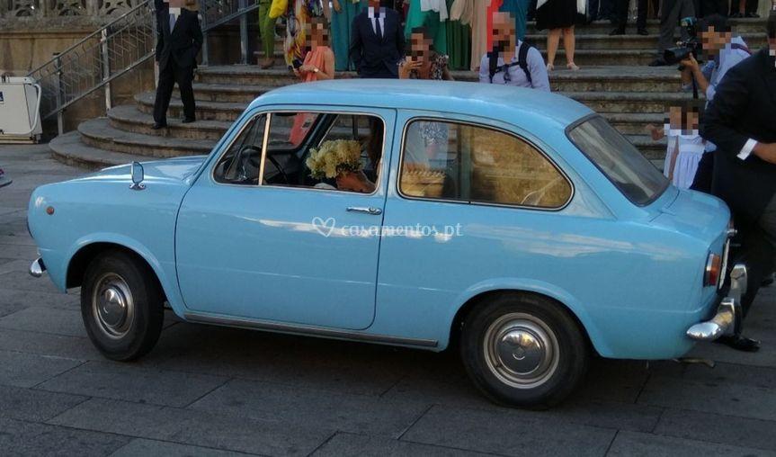 Fiat 850 de 1969