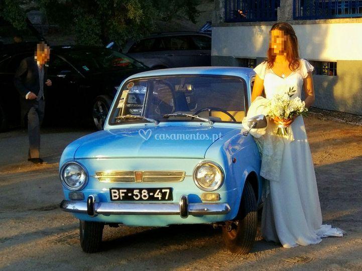 Carlos Coelho - Fiat 850