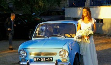 Carlos Coelho - Fiat 850 1