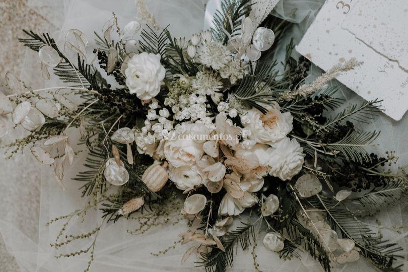 Ramo de noiva by Isabel Castro