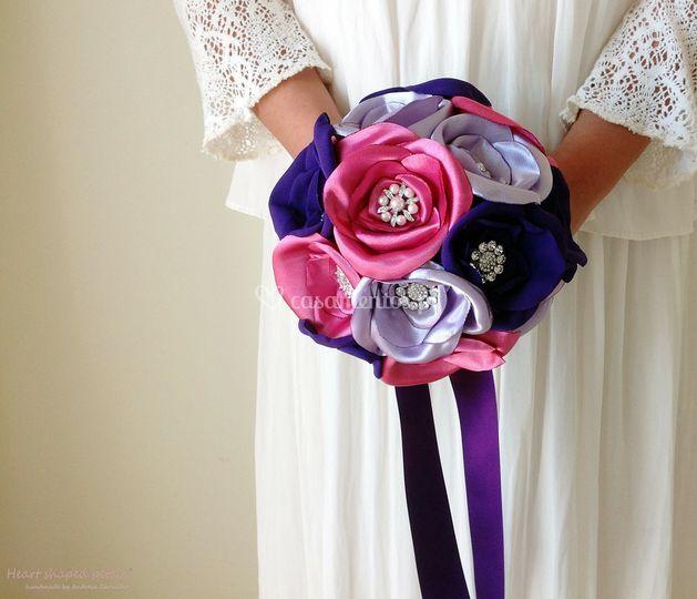 Bouquet Royal Purple