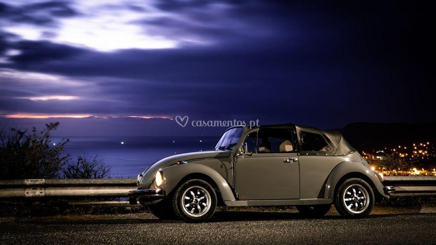 VW Carocha Descapotável