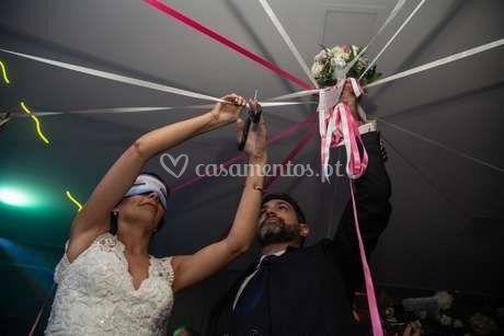 'Lançamento' do Ramo da Noiva