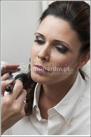 Maquilhagem para noivas