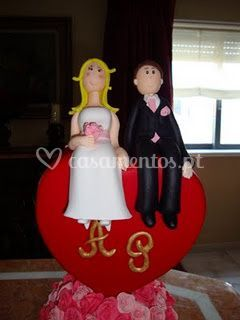 Pormenor dos noivos