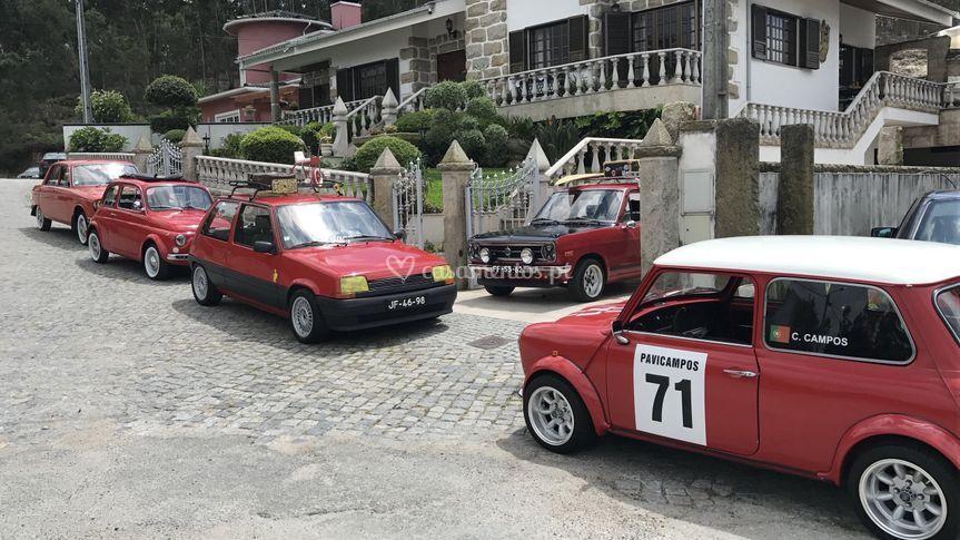 Frota classic car