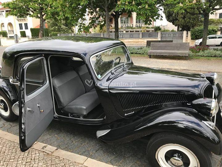 Citroën arrastadeira 1953