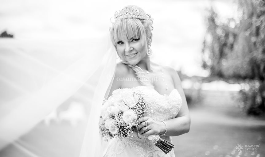 Fotografia de noiva