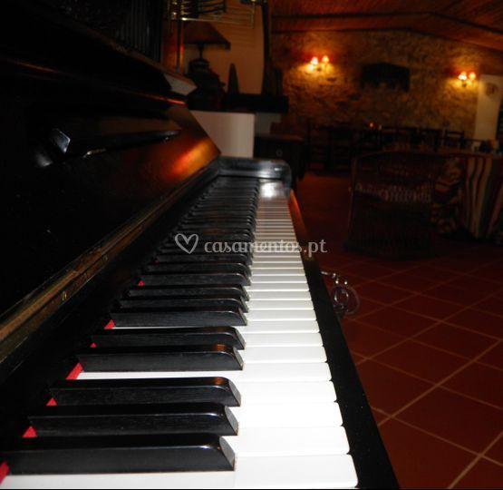 Pianista ao vivo