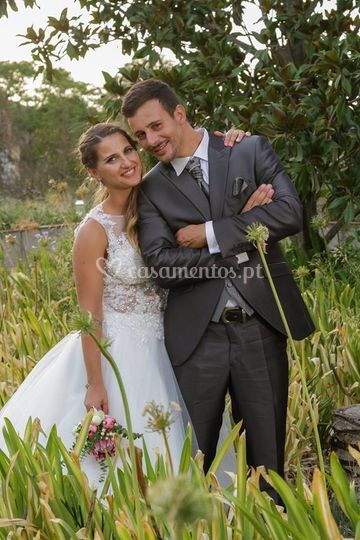 Fatos de noivo e Noiva