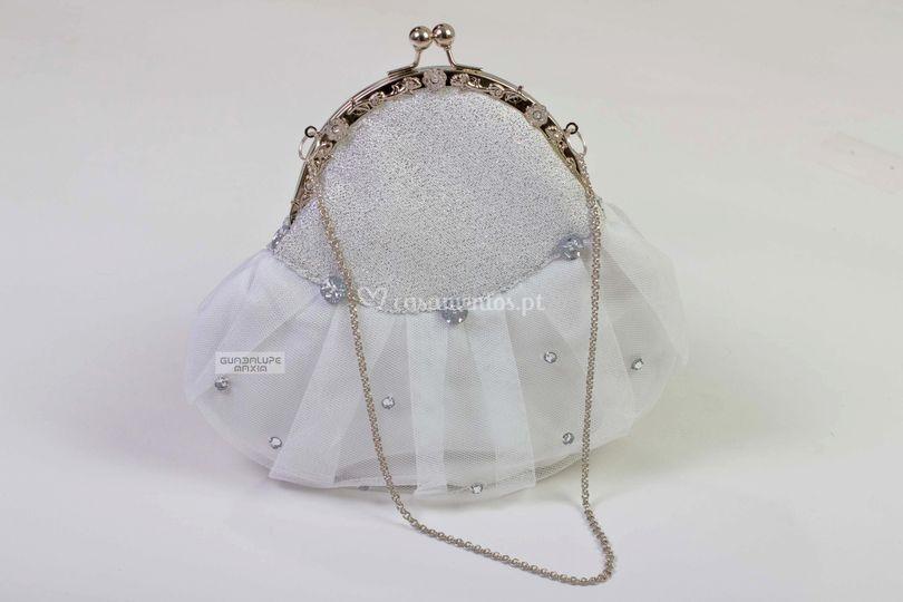 Bolsa noiva princesa