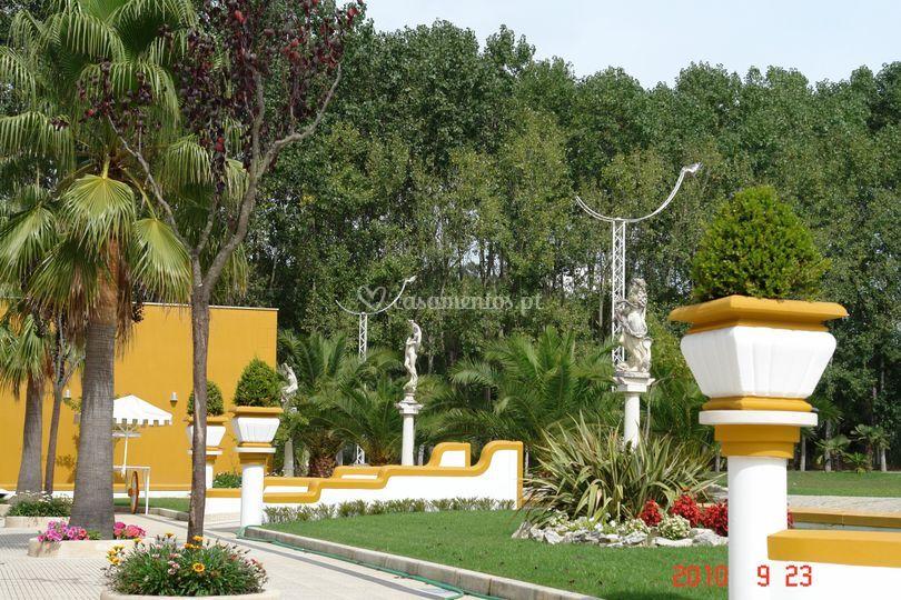 Exterior Quinta