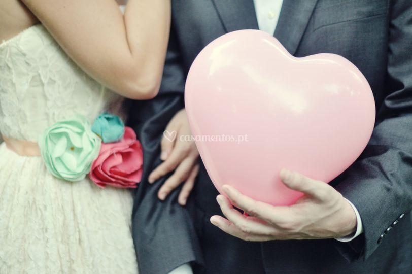 Serviços wedding day