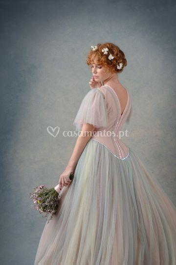Queen vestido