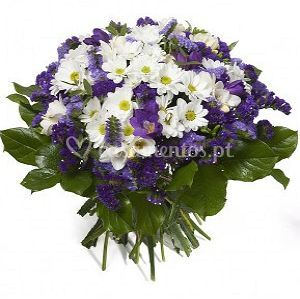 Bouquet com margaridas