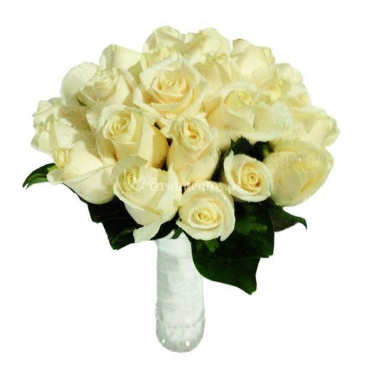 Ramo de Noiva - Rosas