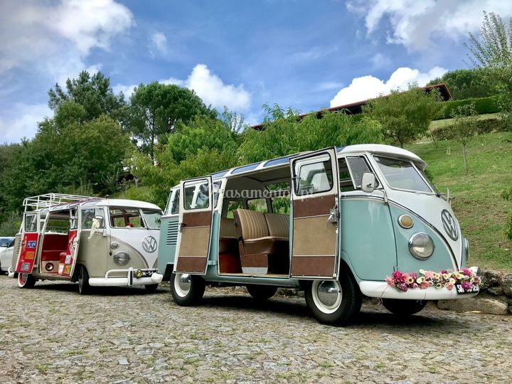 Carrinhas VW Pao de forma