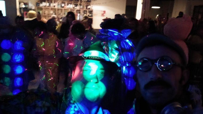 Festa de carnaval dj entresons