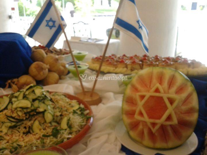 Festa Embaixada Israel