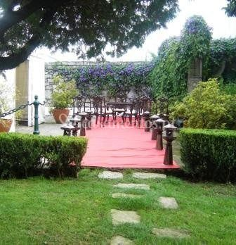 Cerimónia exterior