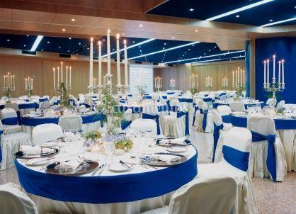 Sala para eventos sociais