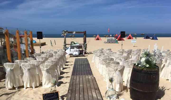 Som praia cerimonia civil