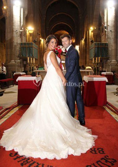 Sé Braga Joana & Miguel