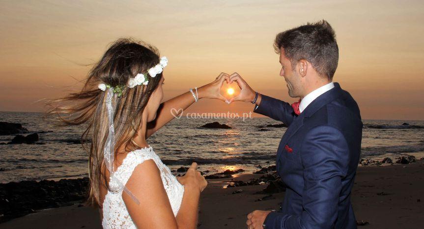 Pôr do Sol Joana & Miguel