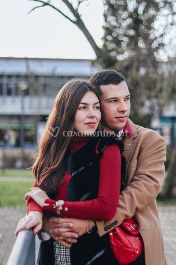 Viktoria e Oleg