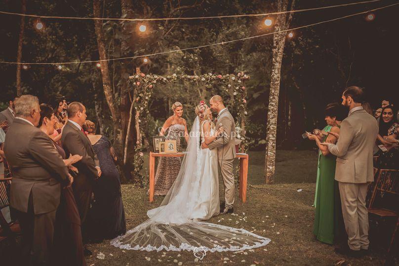 Casamento tradicional
